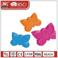 plat de forme papillon en plastique