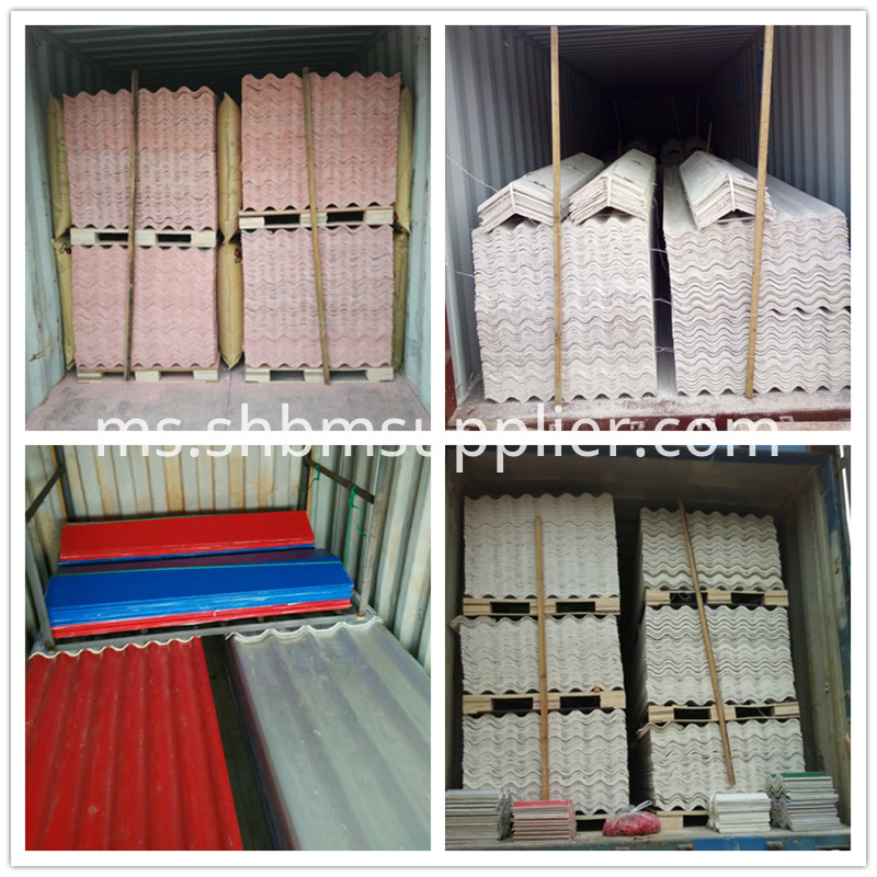 Fire Resistant MgO Roofing Panel