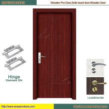 Bedroom PVC Door Bathroom PVC Door Model Wooden Door