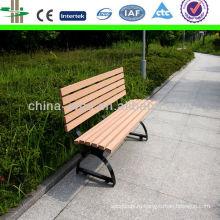 Открытый ландшафт скамейке WPC