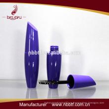 Embalaje de rímel plástico de alta calidad y nueva caja de rímel de plástico de diseño PES23-10