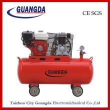 Compresseur d'air entraîné par courroie CE SGS 50L 5.5HP (DBZ-0.17 / 8A)