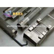 0.4mm electroplate anode titanium basket