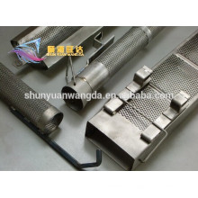 0,4 mm de aço inoxidável titânio titânio cesta