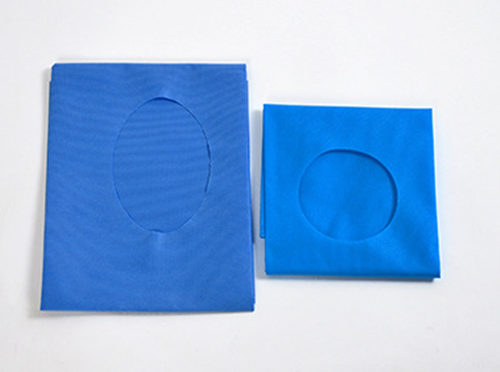 Orifice towel for disposable treatment