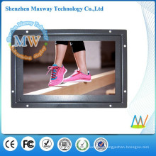 7 inch digital signage open frame lcd ad player