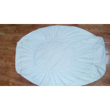 Mattress Pad Protector Waterproof Cover Bed Fitted Sheet