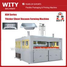 Bathtub Vacuum Forming Machine (Plastic sheet thermoforming)