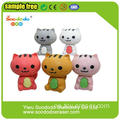 School Magic Animal Eraser, borrador de goma loco