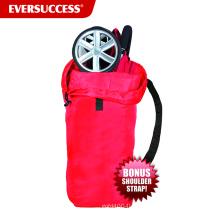 Saco de Viagem Duplo Stroller À Prova D 'Água Rip-Resistente Compacto Portão Dobrável Capa de Verificação para Strollers Universal Carrinho de Bebê Saco