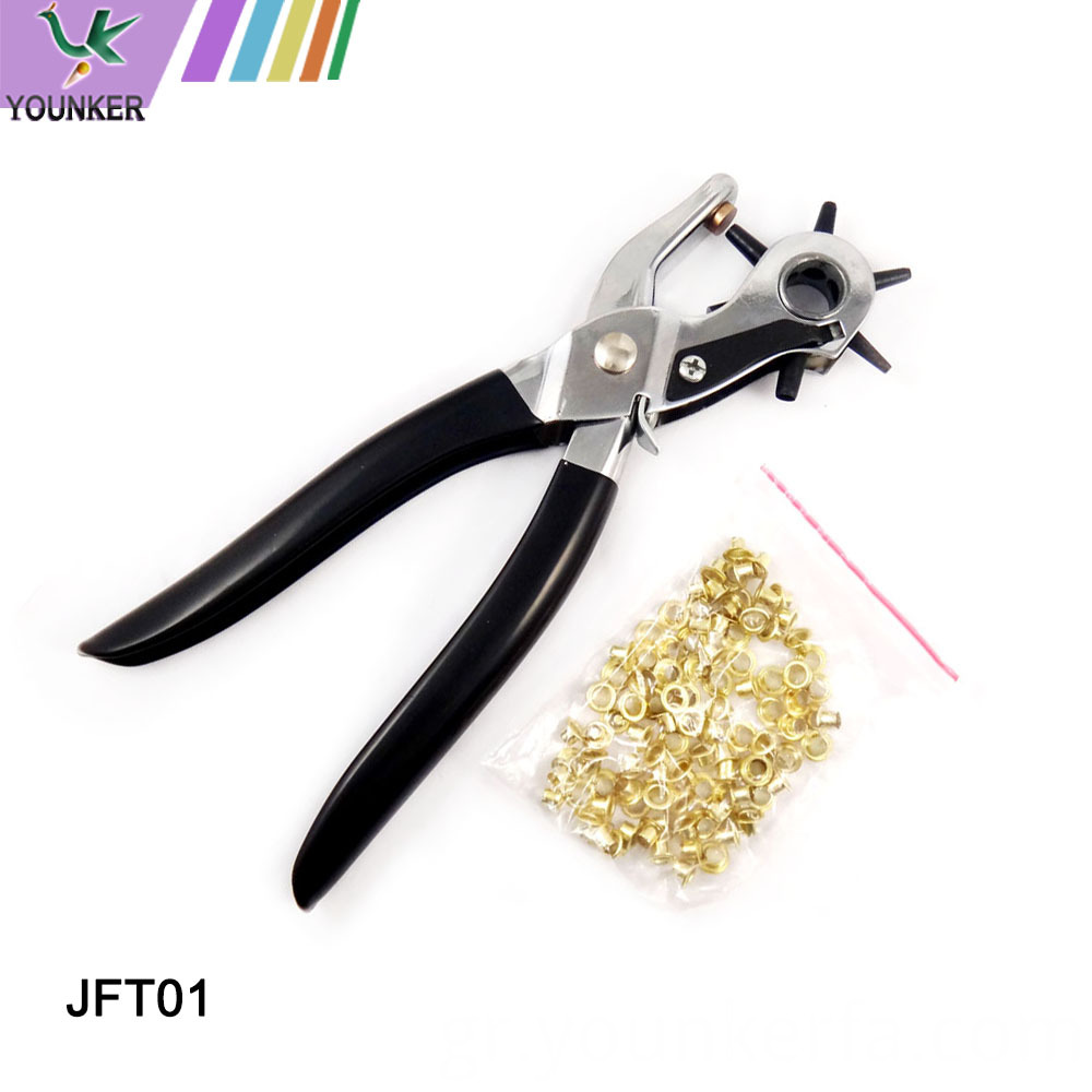 6 Size Hole Punch Plier