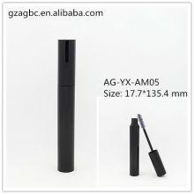 Elegant&Empty Aluminum Round Mascara Tube AG-YX-AM05, AGPM Cosmetic Packaging , Custom Colors/Logo