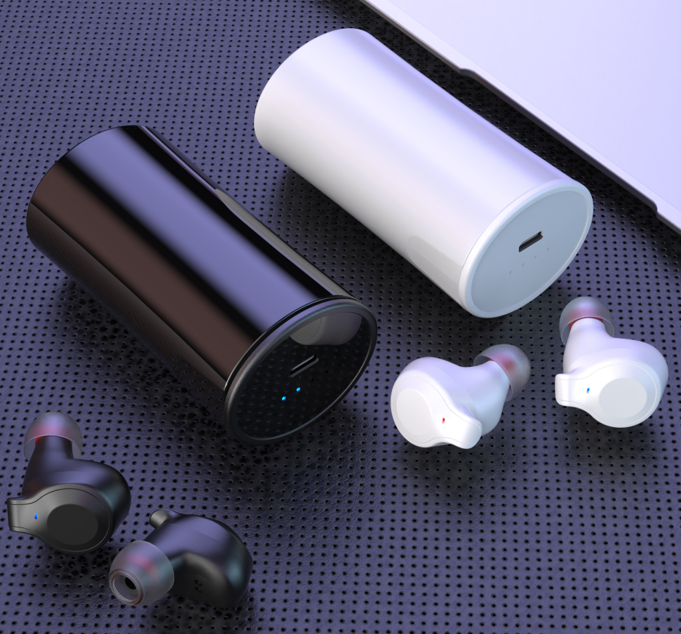 Stereo Hifi Earbuds with Mic