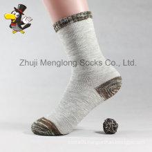 Hot Sale Lady Crew Cotton Socks Rainbow Pattern in The Heel