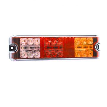 RV Rectangle Indicator Schwanz Rückwärts Kombination Lampen