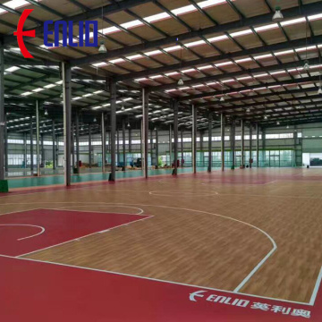 Pavimentos Desportivos Indoor / Basketball court CBA sponsor