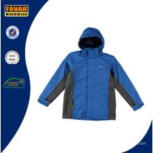 Premium-Qualität Nylon Stoff atmungsaktiv wasserdichte Jacke für Kinder