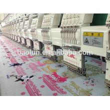 CBL-HV922 9 иглы 22 головки плоские высокоскоростные компьютеризированные вышивальные машины