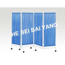 (D-38) Plastic-Sprayed Four-Fold Blue Screen
