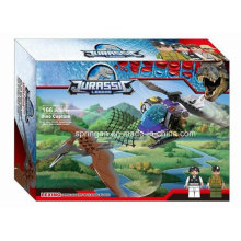Boutique Building Block Toy for Jurassic Legend Dinosaur Escape 06