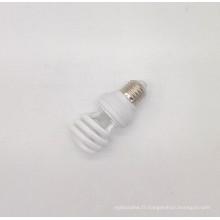 Demi-spirale d'ampoule à économie d'énergie 12W-13W 8W-10W