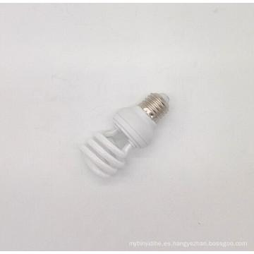Bombilla de ahorro de energía Half Spiral 12W-13W 8W-10W