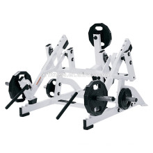 Equipamento alto da aptidão da força de martelo da tração da ocupa / equipamento comercial do gym do poder