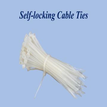 Медицинские нейлоновые кабельные стяжки Самоблокирующиеся стяжки