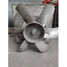 Ofenlüfterflügel aus Gusseisen aus legiertem Stahl