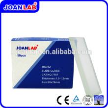 JOAN Sail Brand Microscope Slide 7101 Fabricant