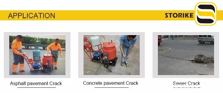 road crack sealing machine