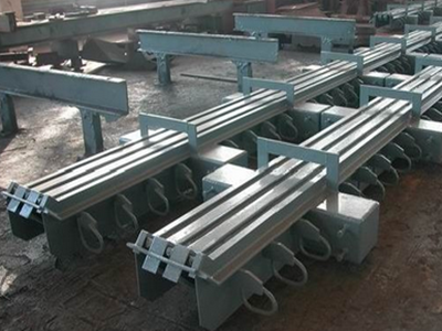 Modular Type Expansion Joints