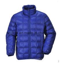 Winter Nylon Padded Down Jacket for Men