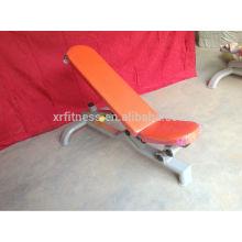 Crazy fit vibration plate Multi gym trainer Adjustable Bench (XR9937)