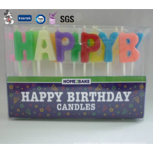 China Professional Produce Various Model Double Layer Personalized Birthday Candle