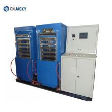 Shenzhen Usine Automatique 5 Daylights Plastique Laminant Machine