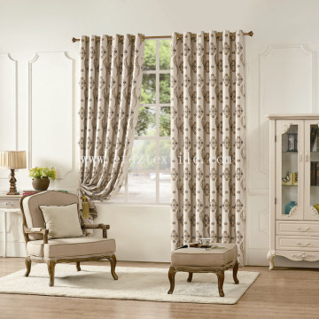 TOP 2017 linen touching curtain