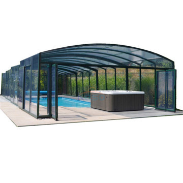Sikkerheds tag anker Pvc Swimming Pool Cover
