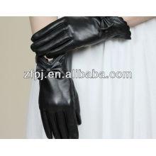 Vendiendo bien los guantes de cuero de las mujeres de la manera para los amantes
