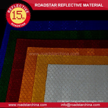 High brightness temporary markers reflective sheet