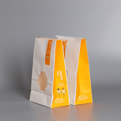 Paper Bags Degradable Kraft Paper Bag
