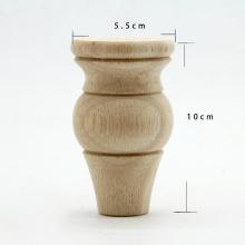 Muebles de madera pies pies de pato