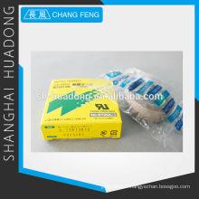 Imprégné de fluor résine tissu de fibre de verre ruban adhésif