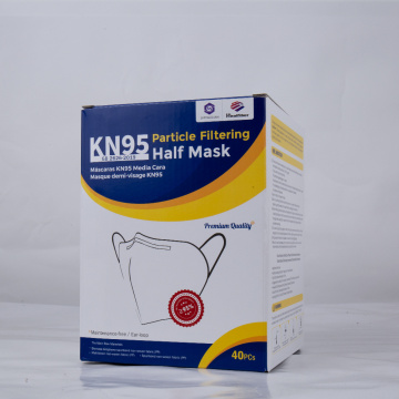 Venta al por mayor KN95 Anti Dust Mouth Cover Mask
