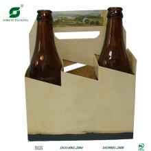 Brown Six Pack Portadores de botellas de cerveza