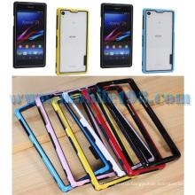 TPU Hybrid Frame Case for Sony Xperia Z1 L39h
