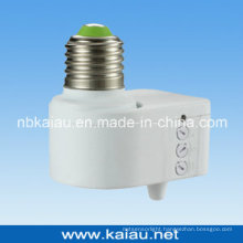2012 New Design E27 B22 Microwave Sensor Lamp Holder