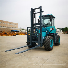 2 Tons Electric Off- road Forklift