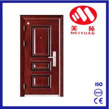 Haojun Nigeria Steel Exterior Door with EXW Factory Price