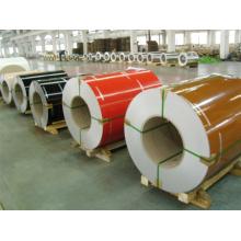 Shandong fabricación de la bobina PPGI/Color cubrió la bobina de acero/Color revestido galvanizado acero bobina PPGI